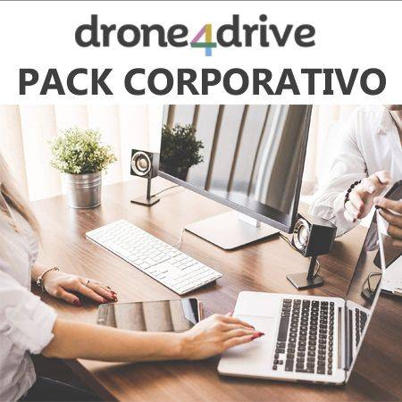 pack corporativo para video corporativo