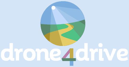 logo drone4drive