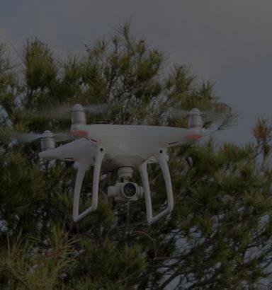 empresa de drones - fotografía aérea