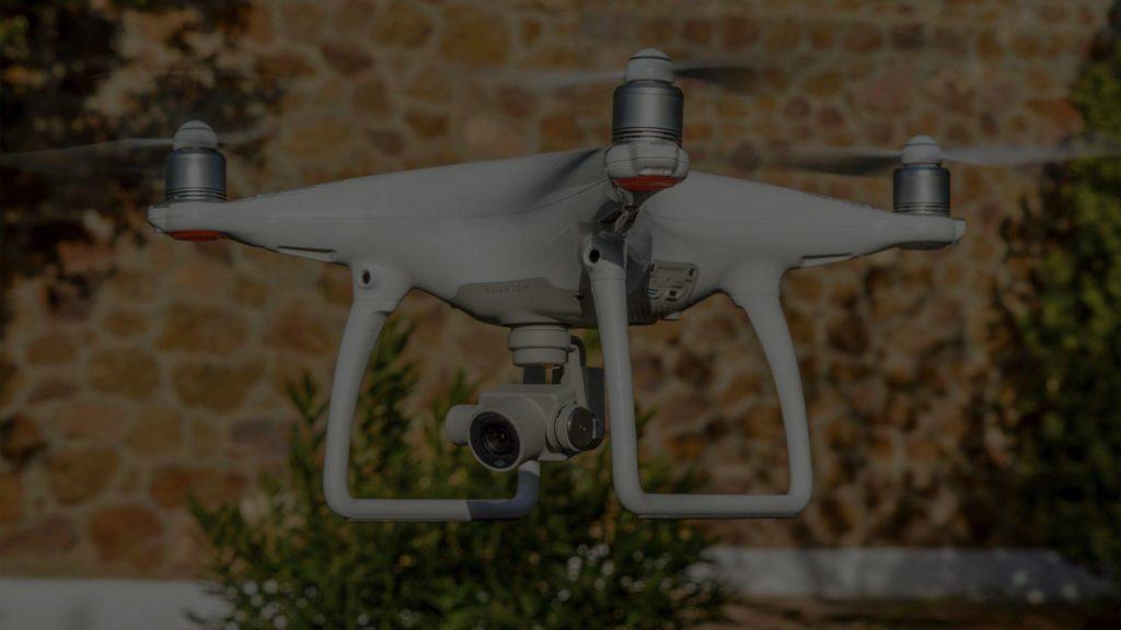 empresa grabación con drones