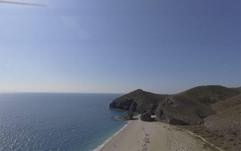 Desafío Playa de los Muertos