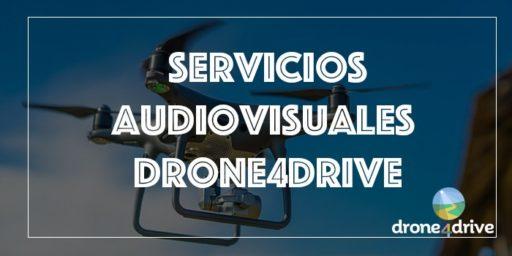servicios audiovisuales drone4drive