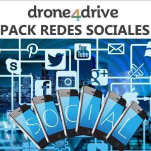 pack gestión de redes sociales