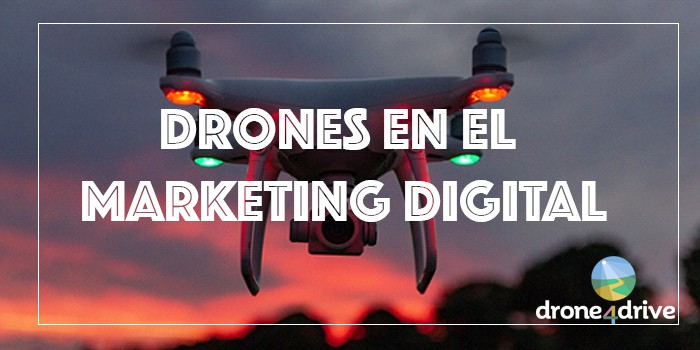 Las empresas de drones profesionales y el marketing