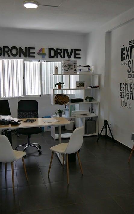 drone4drive oficina