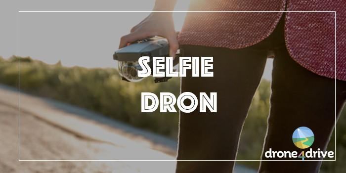 selfie dron