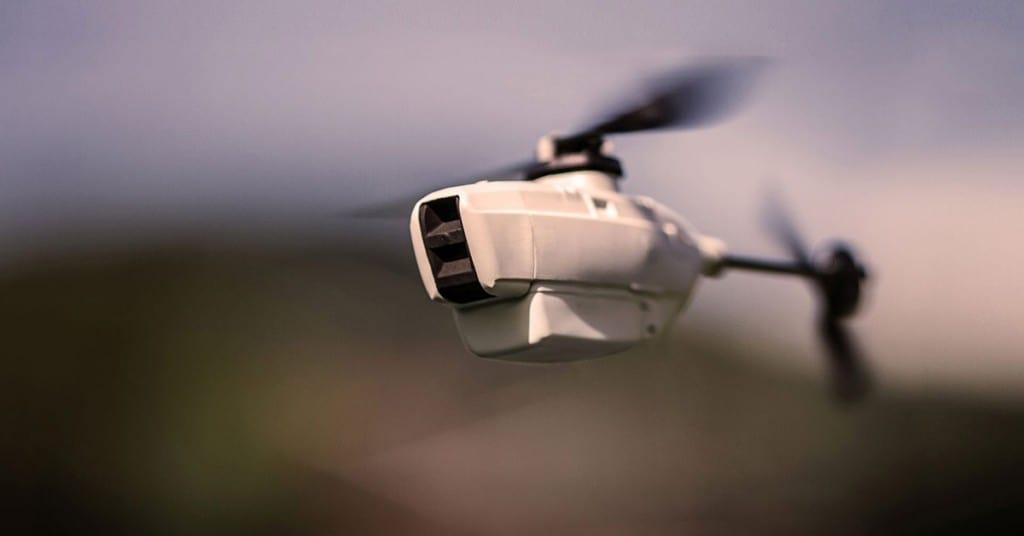 dron espia