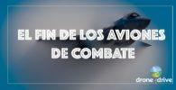 elos musk aviones de combate por drones