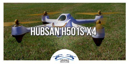 HUBSAN H501S X4