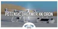 Potensic Dreamer 4K Dron