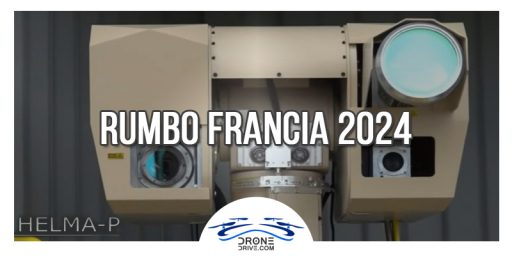 ¡Rumbo a las Olimpiadas de 2024! Francia prueba un cañón láser que destruye drones