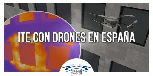 ITE con drones en España en 2021